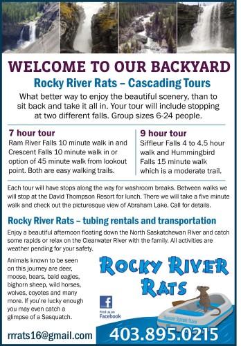 Rocky River Rats – Cascading Tours