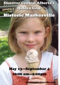 Discover Central Alberta's Hidden Gem  Historic Markerville