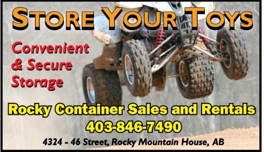 Store Your Toys Convenient & Secure Storage