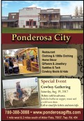 Special Event Cowboy Gathering Saturday, Aug. 19, 2017