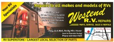 Your RV Specialists  Repairs to all makes and models of RVs
