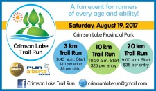 A fun event for runners of every age and ability!